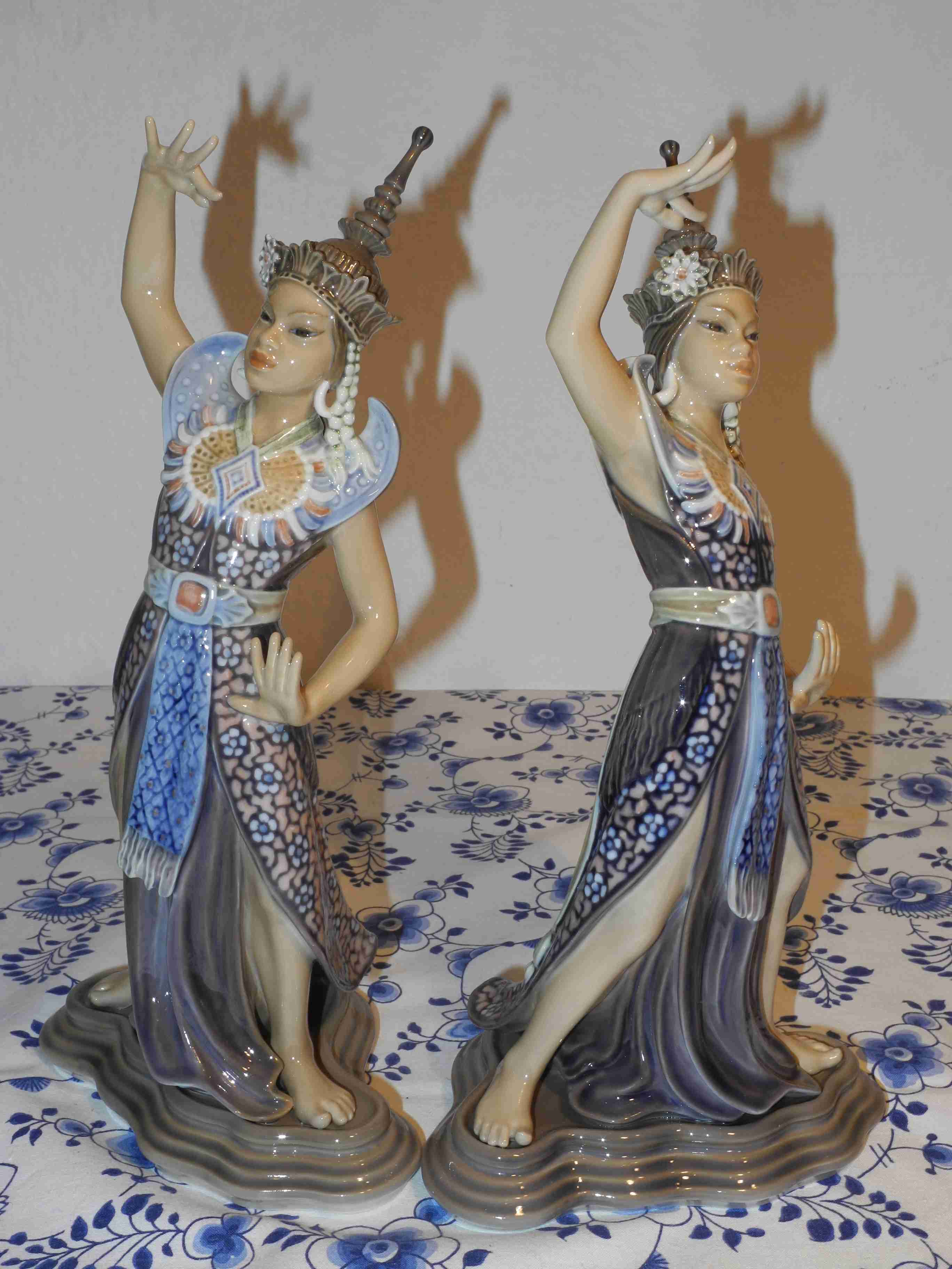 Indonesian Temple Dancer