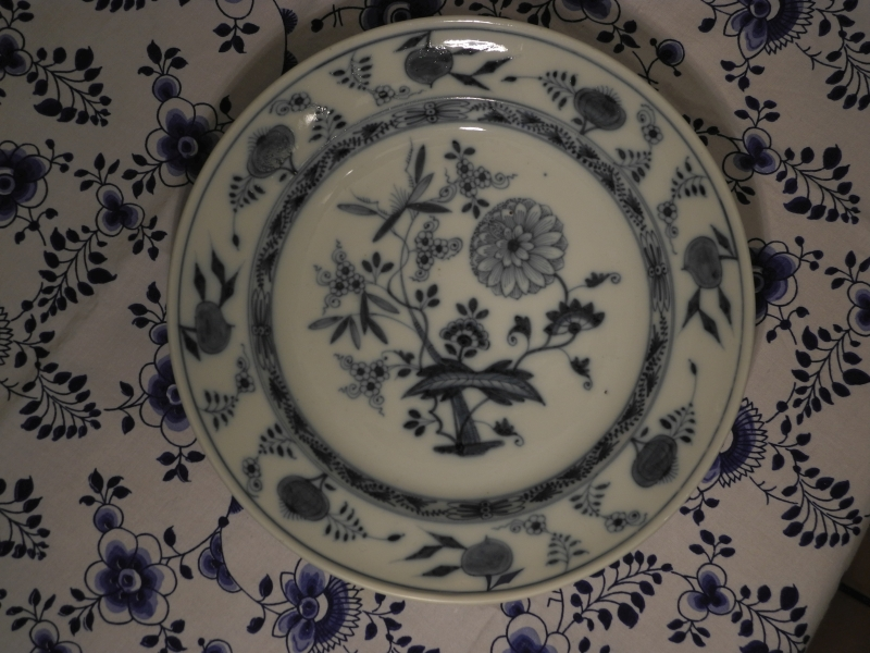 Meissen - Onion Pattern