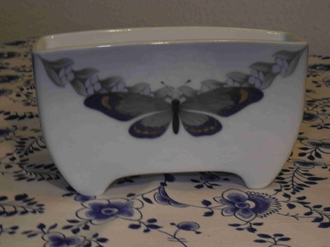 Butterfly Pillow  Vase